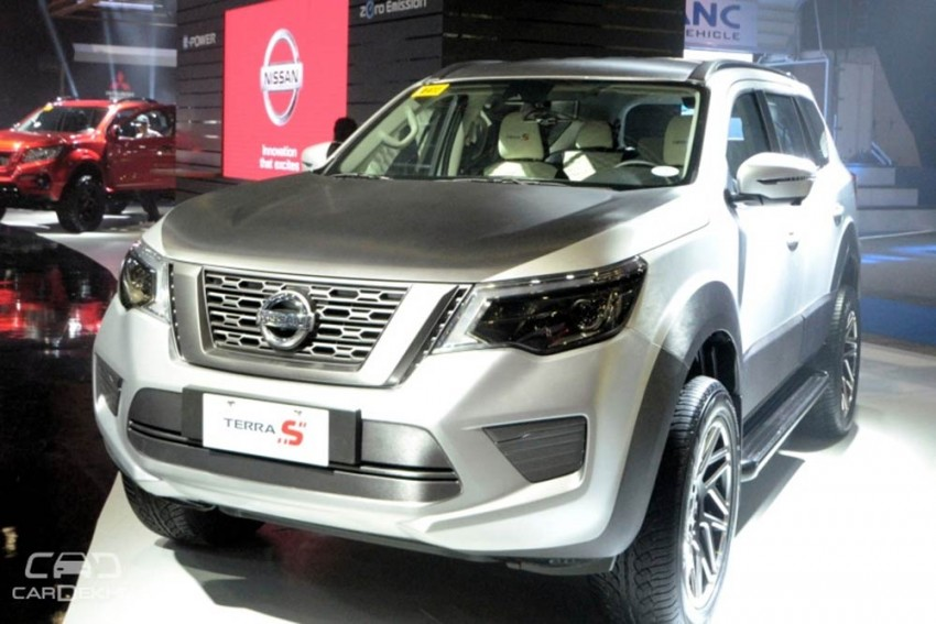 Nissan's Fortuner, Endeavour Rival Gets A Sportier Avatar