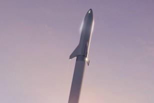 Elon Musk Renames SpaceX's BFR Rocket To Starship