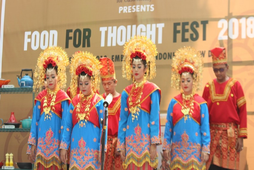 South Asian Association for Gastronomy (S.A.A.G) Concluded Food For Thought Fest 2018