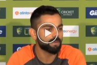 Video: For Me Aggression Is The Passion To Win Games For India, Says Virat Kohli