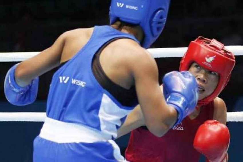 Women's World Boxing Championships: Mary Kom Storms Into Semis, Assures India's First Medal