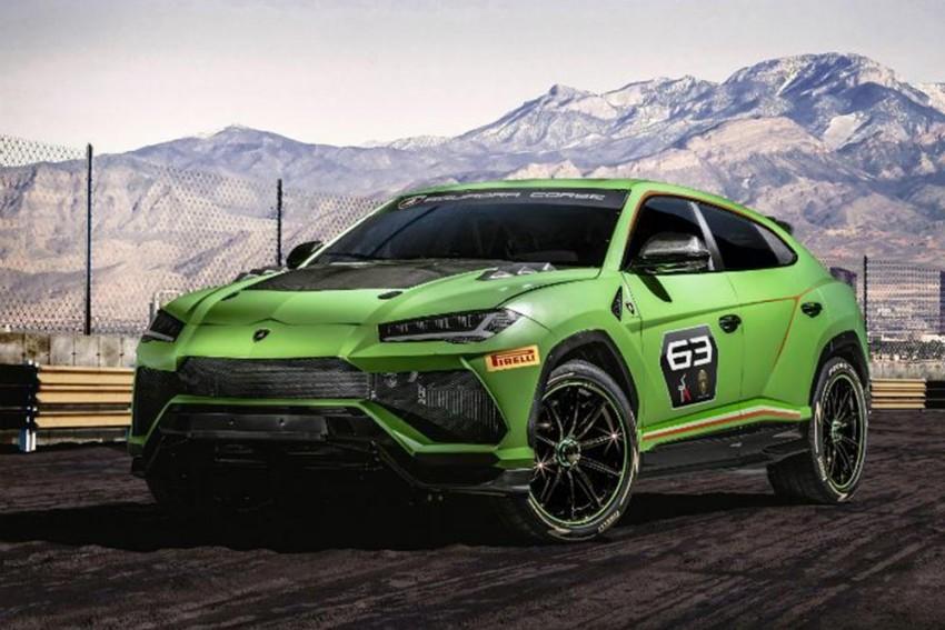 Lamborghini Urus ST-X Concept Previews Race-SUV