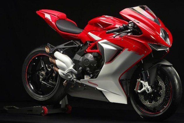 2019 MV Agusta F3 800 Range Gets New Colours
