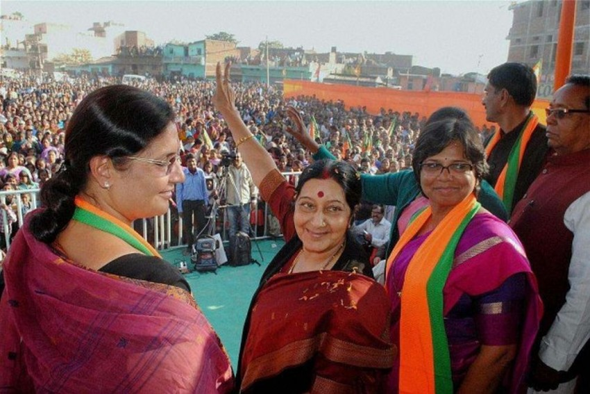 Electoral Politics In India Will Never Be The Same Without Sushma Swaraj Contesting Again | By Vani Tripathi