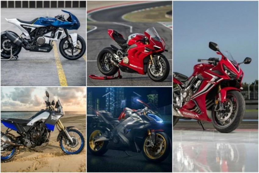 6 Best-looking Bikes From EICMA 2018