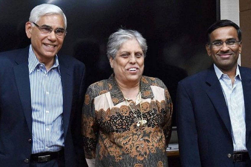 Diana Edulji Laments Rahul Johri's Exoneration, Says He Is Not Fit To Be BCCI CEO