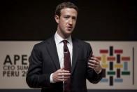 No Plan To Step Down: Facebook CEO Mark Zuckerberg