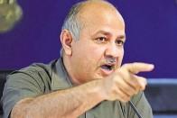 BJP-Delhi Police Behind Chilli Powder Attack On Kejriwal: Manish Sisodia