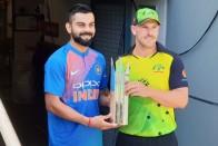 India's Tour Of Australia, 1st T20I: Virat Kohli Wins Toss, India Bowl First In Brisbane
