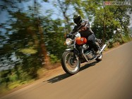 The Royal Enfield Interceptor Is Vibration-free - Here's Why