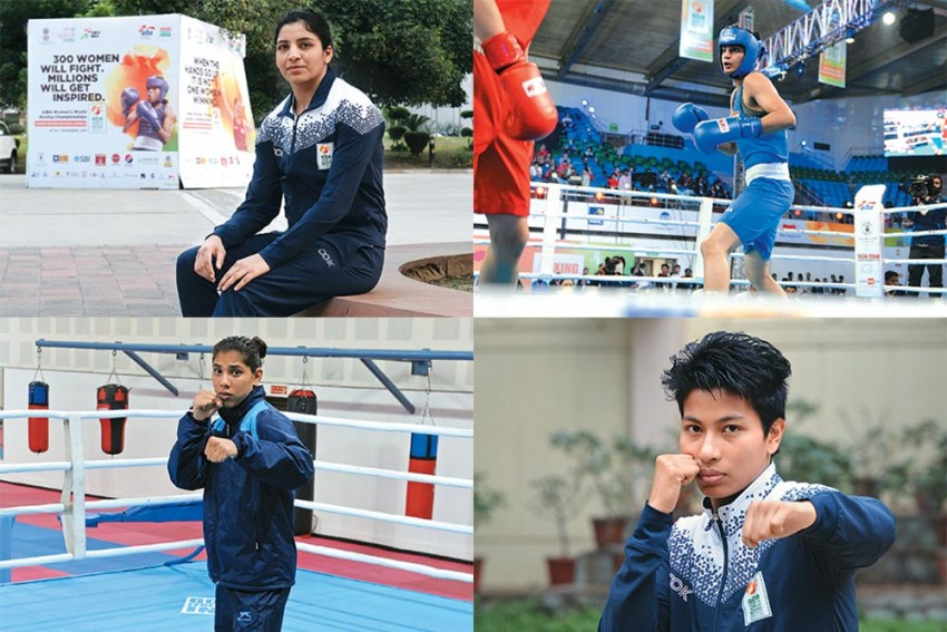 These Indian Women Boxers Pack A Mean Punch