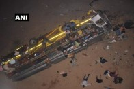 Odisha: 12 Dead After Bus With 30 On Board Falls From Mahanadi Bridge In Cuttack