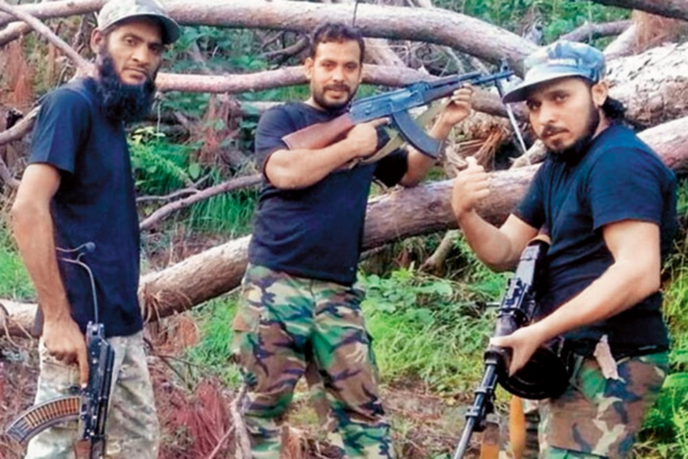Social Media And 'Resurgence' Of Jaish In Kashmir