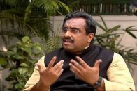 I Take Back My Comment, Says Ram Madhav After Omar Abdullah's Dare On 'Instruction From Pak' Remark