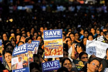 Sabarimala Row: Can Sentiment Be Placed Above Constitutional Morals?