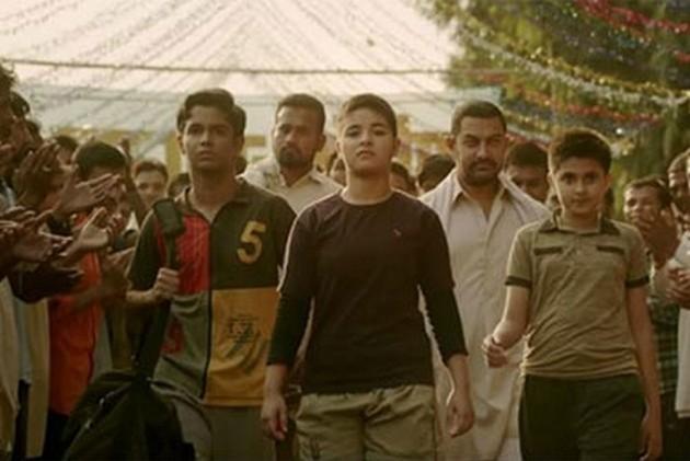 Bollywood Blockbuster 'Dangal' Leaves Swedish Tennis Player In Tears