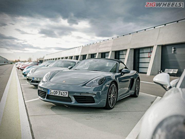 Porsche 718 Range, 911 GT3 Track Experience: DNA Test!