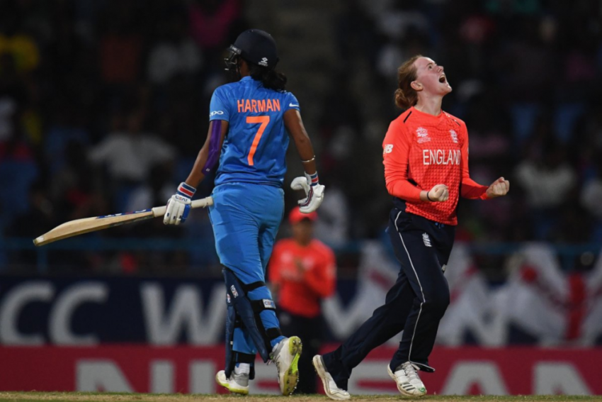 Women's World T20: India Falter In Semis As England Set Up Final Date With Australia