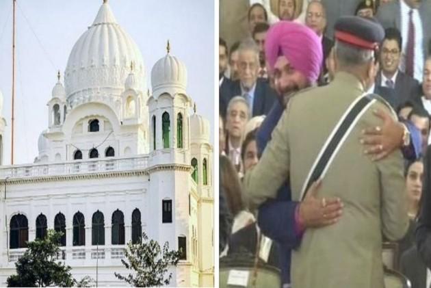 My Hug Worked: Navjot Singh Sidhu Takes Credit For Kartarpur Corridor Development