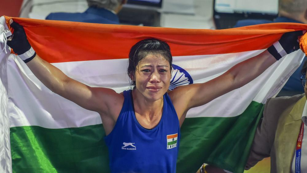 Five Defining Moments In Six-Time World Champion Mary Kom's Celebrated Career