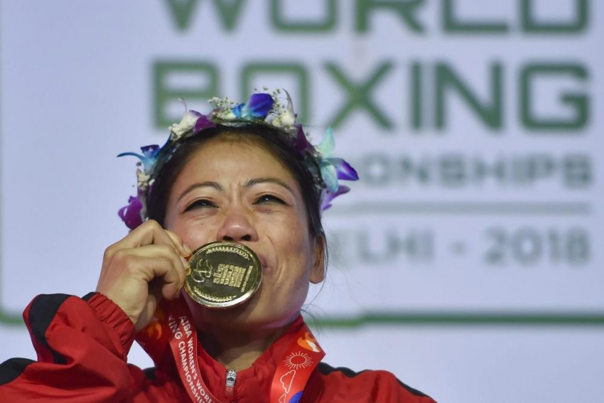 Mary Kom Becomes First Woman Boxer To Win Six World Championship Titles