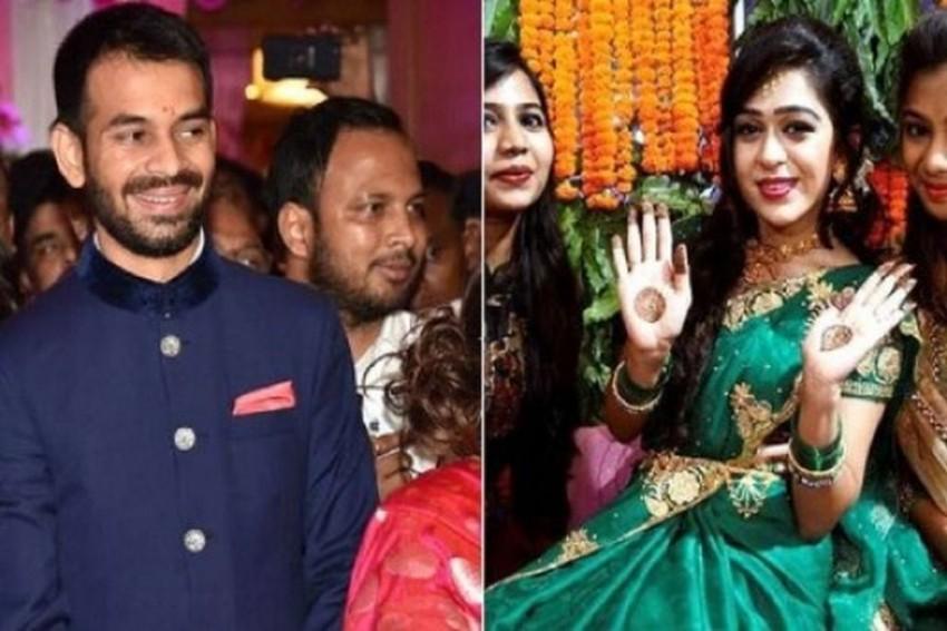 Tej Pratap Yadav Hints He May Not Patch Up With Aishwarya Rai