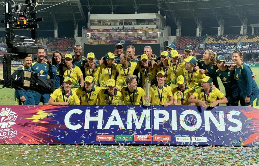 ICC Women's World T20: Australia Thrash England By 8 Wickets, Claim Record-Extending 4th Title