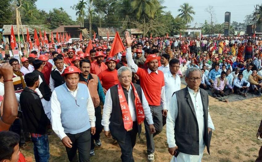 Game Plan Of BJP Is To Create Communal Polarisation Ahead Of Lok Sabha Polls: Yechury
