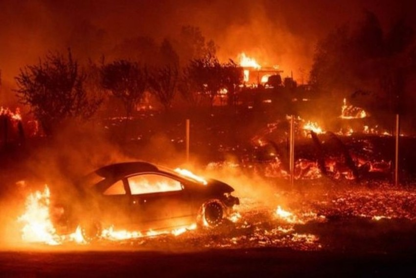 California Wildfires Completely Contained, Death Toll Rises To 85
