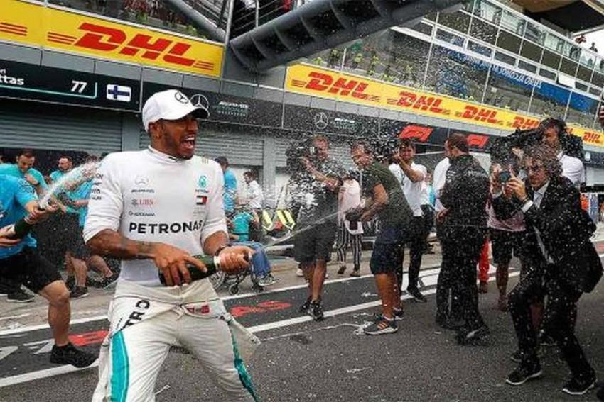 Abu Dhabi Grand Prix: Lewis Hamilton Ends Near-Perfect Season With 11th Win