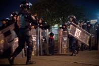 US Closes Border Post, Fire Tear Gas To Disperse Migrants At Border