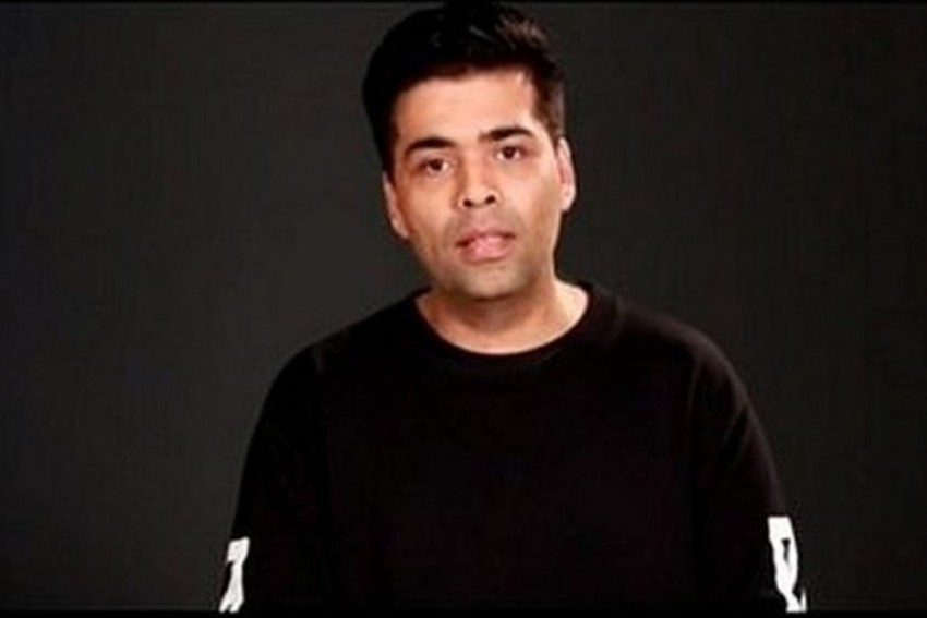 Went For Speech Therapy After People Said I Sound Like A Girl: Karan Johar