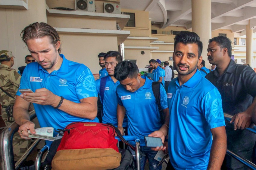 Hockey World Cup: Know The 18 Players Who Are Representing India