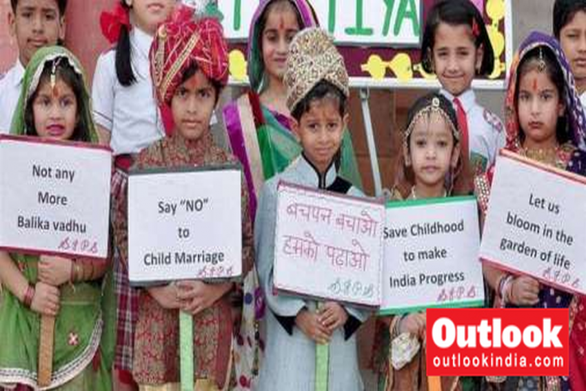 Child Bride's Marriage Annulled After 12 Years In Rajasthan