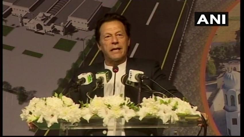 Want 'Civilised Ties' With India, Says Pak PM Imran Khan At Kartarpur Corridor Event