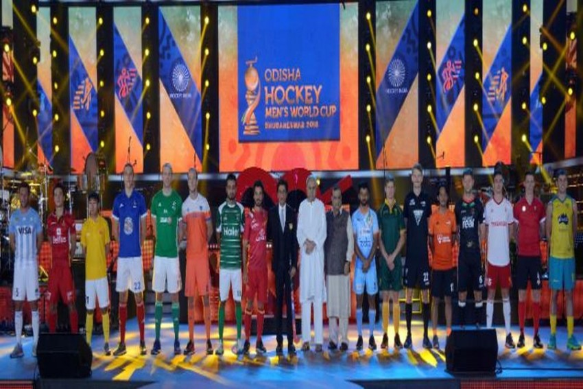 Great Expectations From India As Hockey Blockbuster Begins With Music And Colour