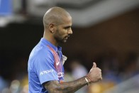India's Tour Of Australia: Shikhar Dhawan Opens Up About Test Snub, Says He's Moved On