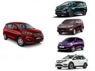 New Maruti Ertiga Vs Mahindra Maraazo Vs Toyota Innova Crysta Vs Other MPVs: Specification Comparison