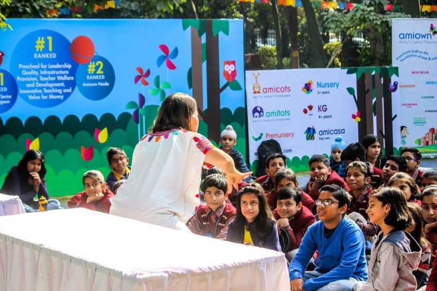 Bookaroo, The Children's Literature Festival, Is Coming To Town