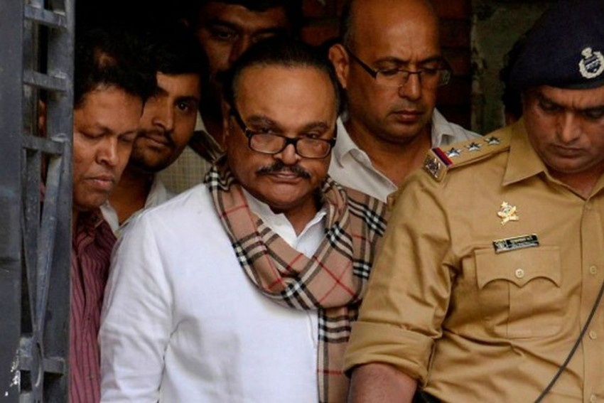 NCP Leader Bhujbal Backs Ajit Pawar On Irrigation Scam