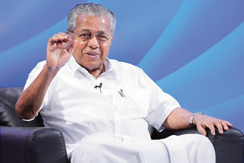 Sangh Used Ayodhya, It's Trying Now To Use Sabarimala: Kerala CM