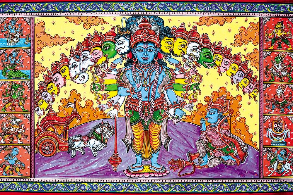 Sanatana, A Living Being