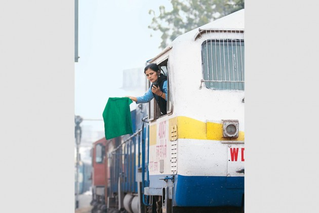 No Toilets, Night Shifts, Unsafe Routes: Women Train Drivers Brave ...