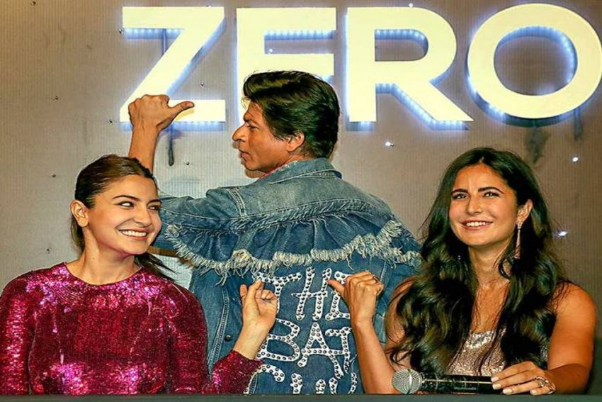 Fire Breaks Out On Set Of 'Zero' In Mumbai, Shah Rukh Escapes Unhurt