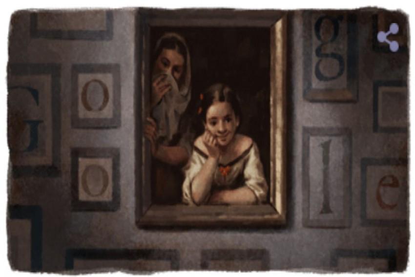 Google Doodle Pays Tribute To Spanish Artist Bartolome Esteban Murillo On 400th Birth Anniversary