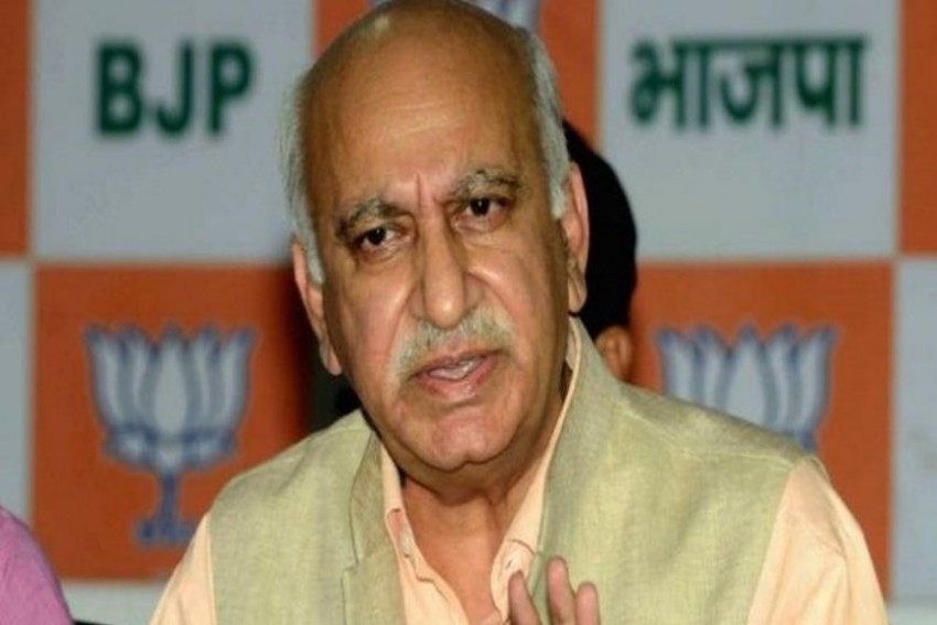 Relation Based On Coercion, Abuse Of Power Is Not Consensual: US-Based Journalist Counters MJ Akbar