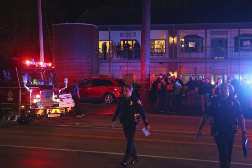3 Dead, Including Gunman, After Shooting At Florida Yoga Studio