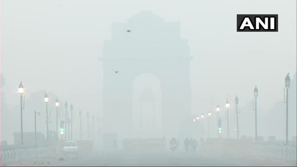Delhi-NCR Continues To Witness 'Very Poor' Air Quality