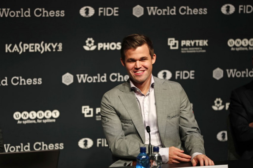 Magnus Carlsen Beats Fabiano Caruana To Defend World Chess Championship Title