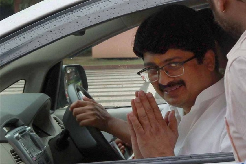 Controversial Politician Raja Bhaiya Floats New Party To 'Fight For Equality'